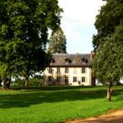 Saint-Saulge (Nièvre) Le domaine de Savigny