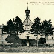 Saint-Saulge (Nièvre) Le couvent CPA