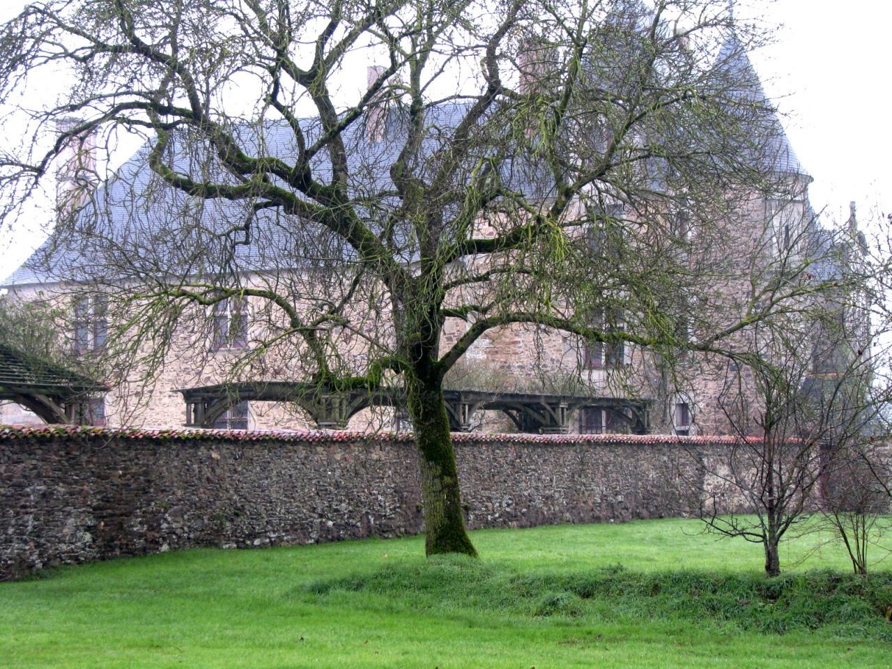 Saint-Sulpice-le-Verdon Logis de la Chabotterie (10)