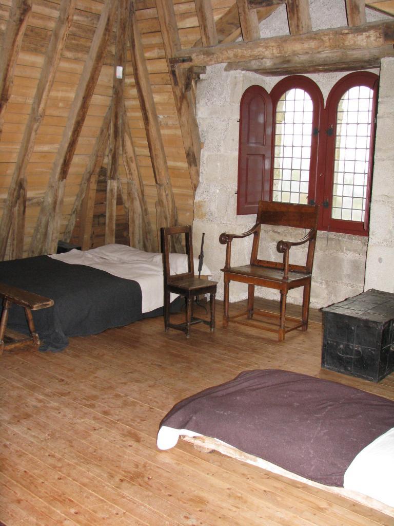 Saint-Sulpice-le-Verdon Logis de la Chabotterie (60)