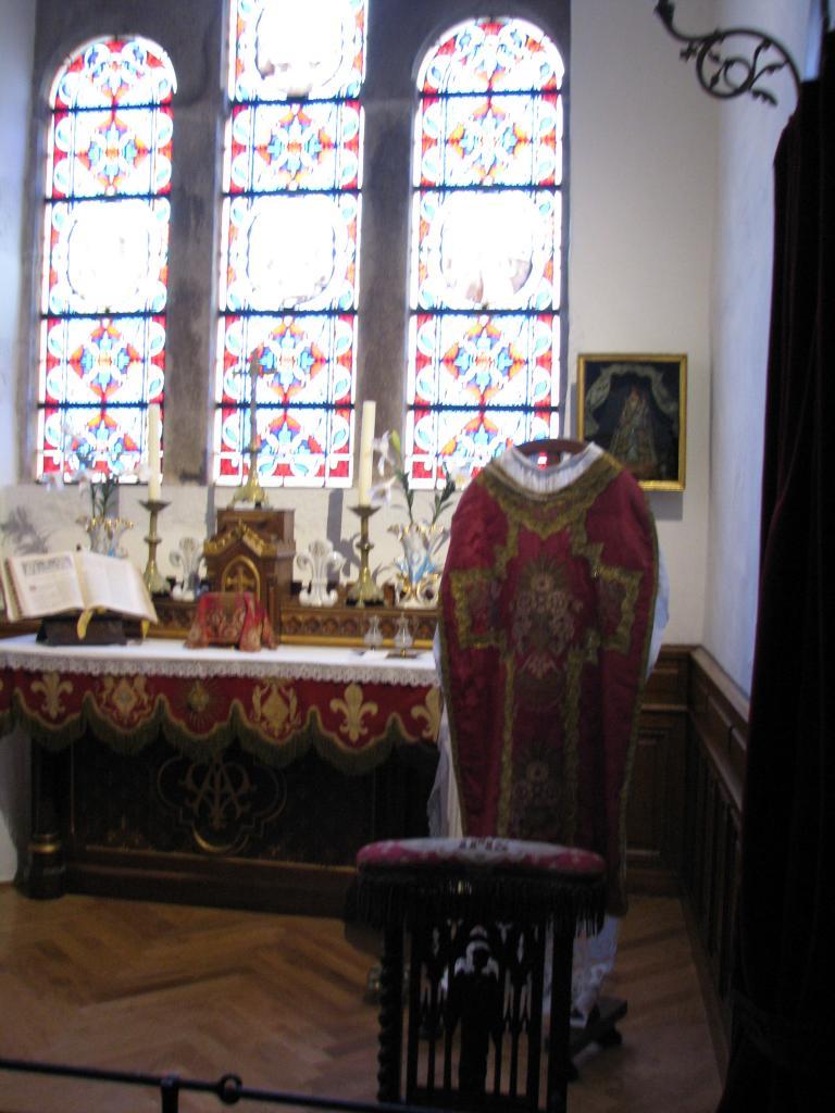 Saint-Sulpice-le-Verdon Logis de la Chabotterie (90)
