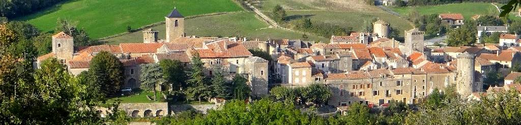 Sainte-Eulalie-de-Cernon (Aveyron) Panoramique