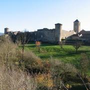 Sainte-Eulalie-de-Cernon (Aveyron) rempart Nord