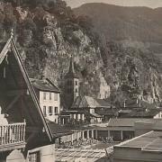 Salins-Fontaine (Savoie) Les thermes CPA
