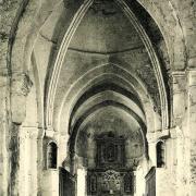 Sallertaine (Vendée) L'église Saint Martin ancienne CPA