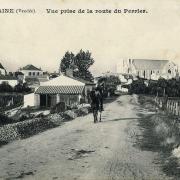 Sallertaine (Vendée) Les deux églises CPA