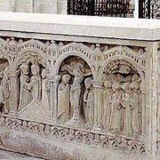 Sarcophage des ducs de Normandie à Fécamp