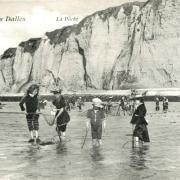 Les Grandes-Dalles, la pêche CPA