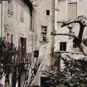 Sauve (Gard) CPA L'ancien évêché