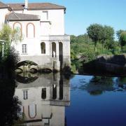 Sauve (Gard) Le moulin