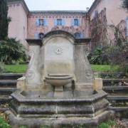 Sauve (Gard) Le château de Monplaisir