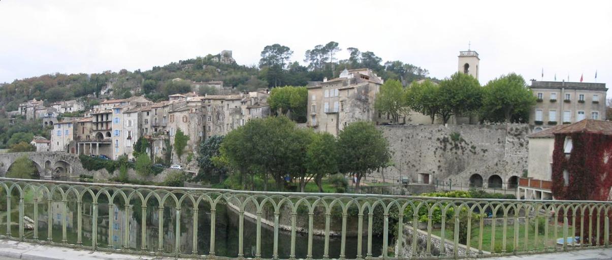 Sauve (Gard) Panoramique