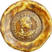 Sceau de Charles II dit le Chauve