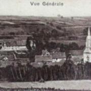 Schnersheim 67 avenheim vue generale cpa