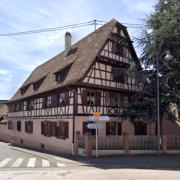 Schnersheim 67 la ferme jungrote