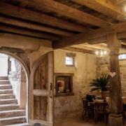 Schnersheim 67 la ferme s jungrote cave de 1717 restauree