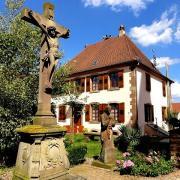 Schnersheim 67 le presbytere