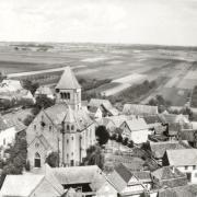 Schwindratzheim 67 l eglise protestante cpa