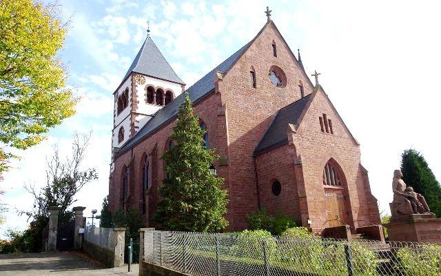 Schwindratzheim 67 l eglise protestante