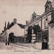 Seignelay (89) Les écoles CPA