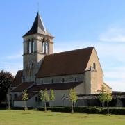 Sens (89) La basilique Saint-Savinien