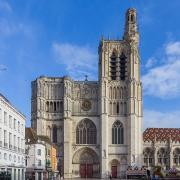 Sens (89) La cathédrale Saint-Etienne