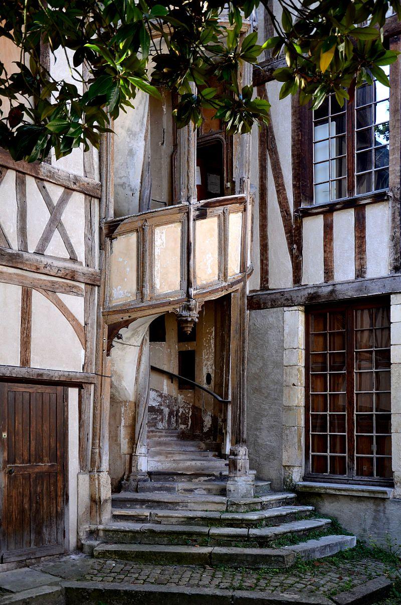 Sens (89) La maison Jean Cousin