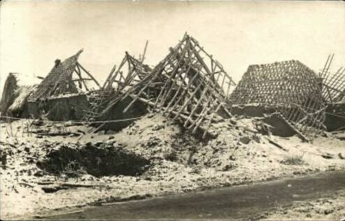Senuc (08) 1918 CPA