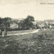 Senuc (08) L'église CPA