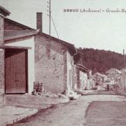 Senuc (08) La rue Principale CPA