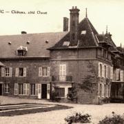 Senuc (08) Le château CPA