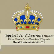 Sigebert 1er d'Austrasie