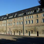 Stenay (Meuse) L'ancien quartier de Cavalerie