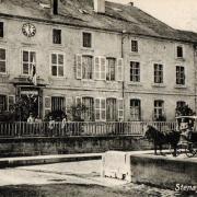 Stenay (Meuse) L'hôpital CPA