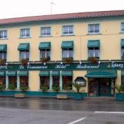 Stenay (Meuse) L'Hôtel du Commerce