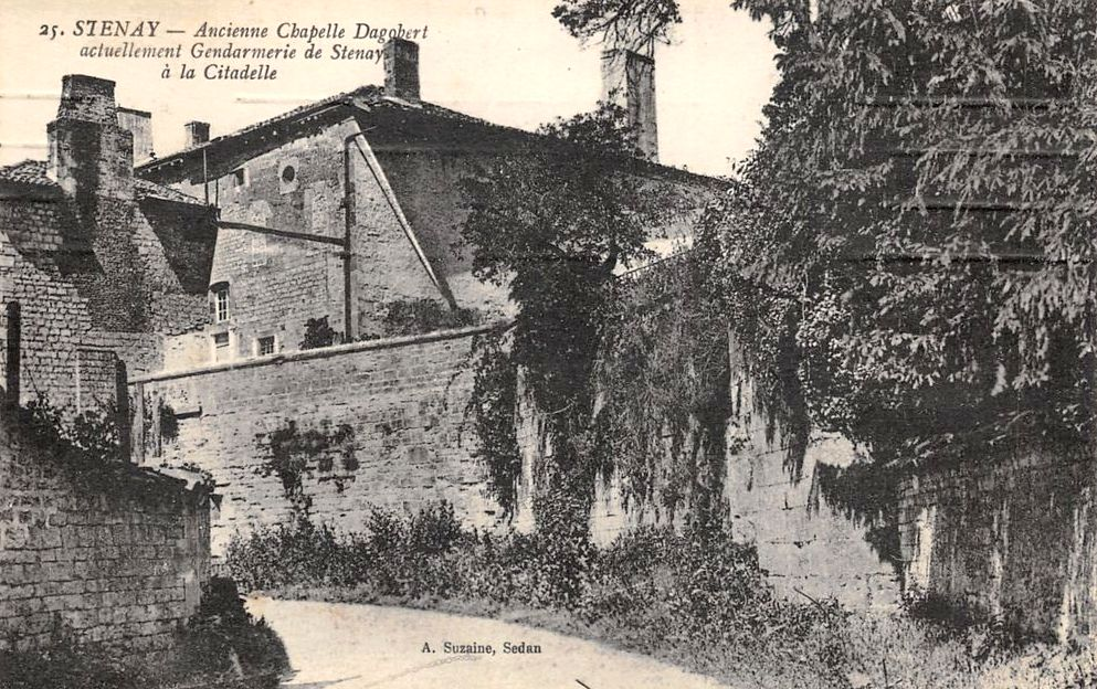 Stenay (Meuse) La gendarmerie CPA