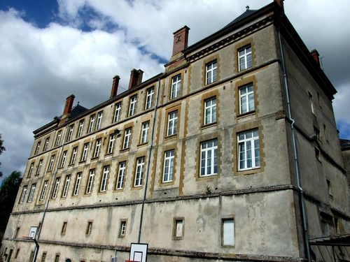 Stenay (Meuse) Le couvent des Minimes
