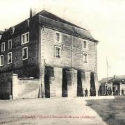 Stenay (Meuse) Le quartier Desvaux CPA