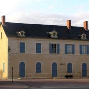 Thaumiers (18) La Mairie