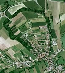 Therouanne pas de calais vue satellite
