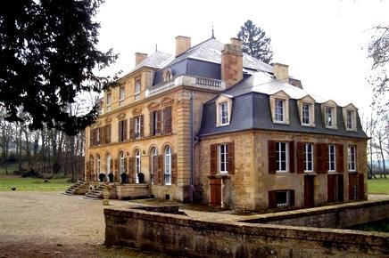 Thonne-les-Prés (Meuse) Le château