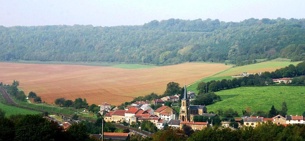 Thonne-les-Prés (Meuse) Vue générale