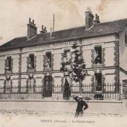 Toucy (89) La gendarmerie CPA