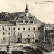 Tournemire (Aveyron) CPA Le couvent