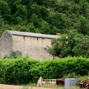 Tournemire (Aveyron) Le Mas Allègre