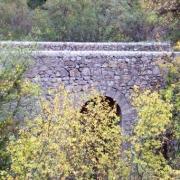 Tournemire (Aveyron) Le pont du Diable