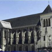 Tours (37) Abbaye Saint-Julien