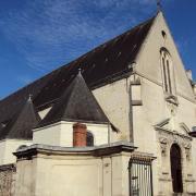 Tours (37) Église Saint-Grégoire des Minimes