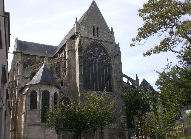 Tours (37) Eglise Saint-Julien