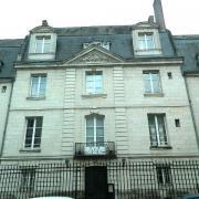 Tours (37) Hôtel Bacot de Romand